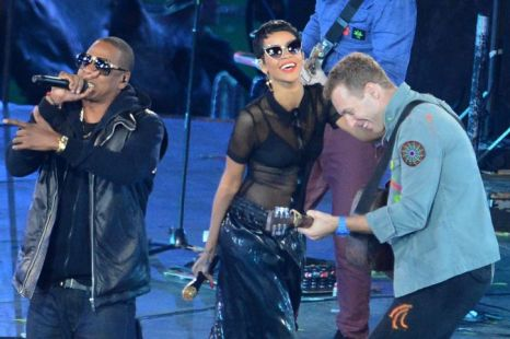 Jay-Z and Rihanna were out of place at the Paralympic Games closing ceremony