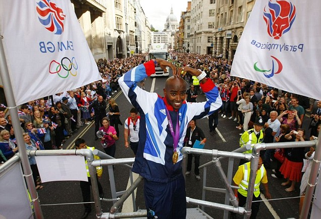 London will never be quite the same after the glorious summer of 2012