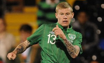 Sunderland winger James McClean closes Twitter account after IRA controversy