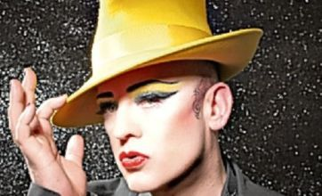 Pride In London 2013: Boy George says bigots can't hide on Twitter