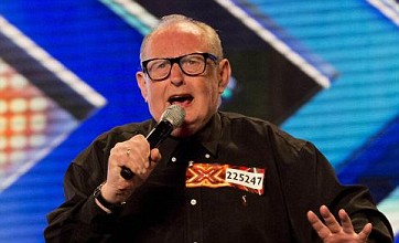OAP launches foul-mouthed rant at X Factor judges after rejection