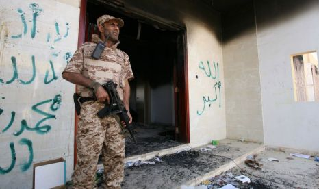 Libya, consulate