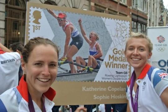 Sophie Hosking, Katherine Copeland