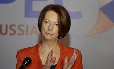 Australian PM Julia Gillard stars in spoof video