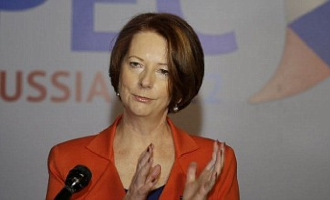Australian PM Julia Gillard stars in spoof video