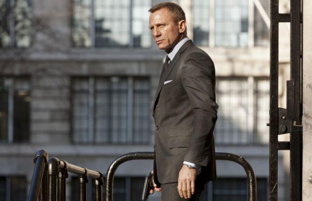Bond 24 writer John Logan: 'The next James Bond film will build on Skyfall'