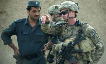 Obama 'surge' troops pull out of Afghanistan after three years