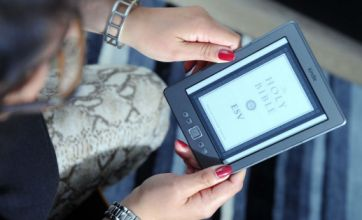 Ebooks send a shiver down the spine of the publishing industry