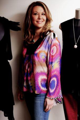 Celebrity stylist Alex Longmore