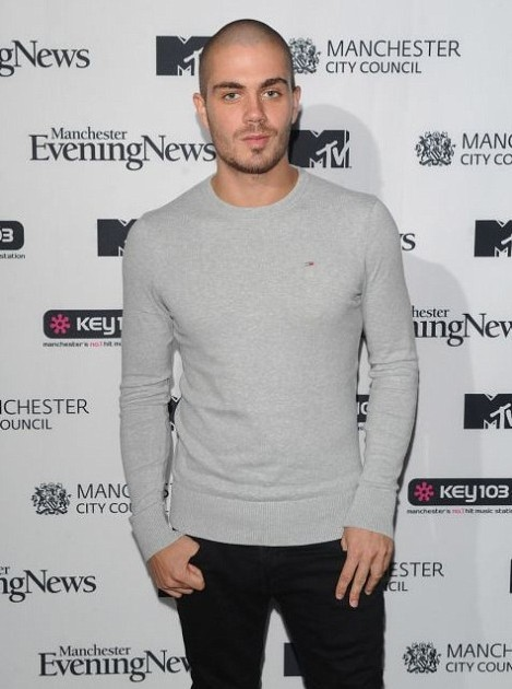 'I wish them all the luck in the world': Max George congratulates 'wonderful' ex Michelle Keegan on engagement to Mark Wright