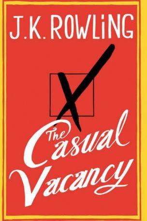 Casual Vacancy, JK Rowling