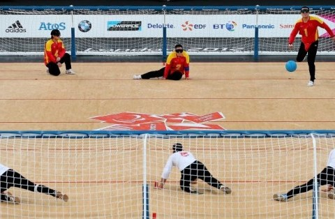 Goalball could be the surprise hit of the Paralympics