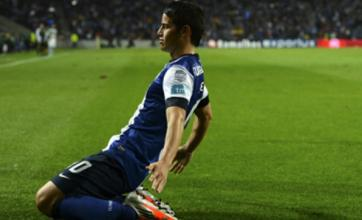 Manchester United 'eye James Rodriguez as Nani's replacement'
