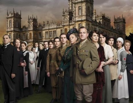 Downton Abbey might not be historically accurate, but who really cares?