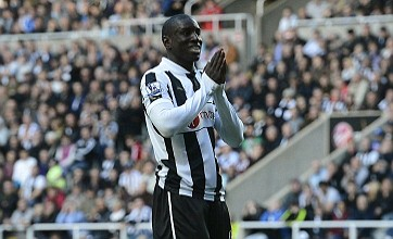 Demba Ba could face January move as Liverpool seek front-line options