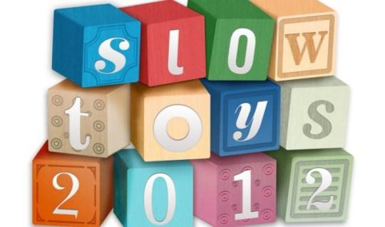 Slow toy