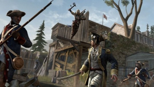 Assassin S Creed Iii Review Colonial Fighter Metro News