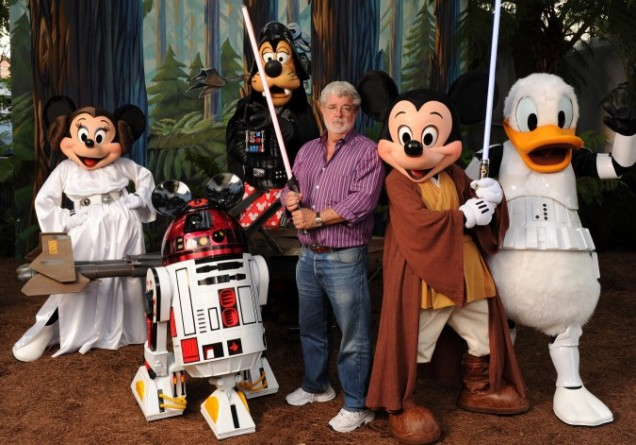 Disney's Lucasfilm buy-out sounds the death knell for the Star Wars saga