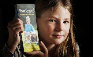 Martha Payne hit headlines when her blog NeverSeconds went viral. (PA)