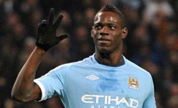 Mario Balotelli 'on AC Milan's January transfer list' along with Pep Guardiola
