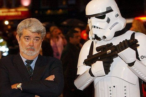 George Lucas, Disney, LucasFilm, Star Wars
