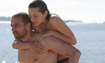 Rust and Bone features an award-worthy turn from Marion Cotillard