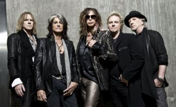 Aerosmith: We tried for 10 years to make this record happen