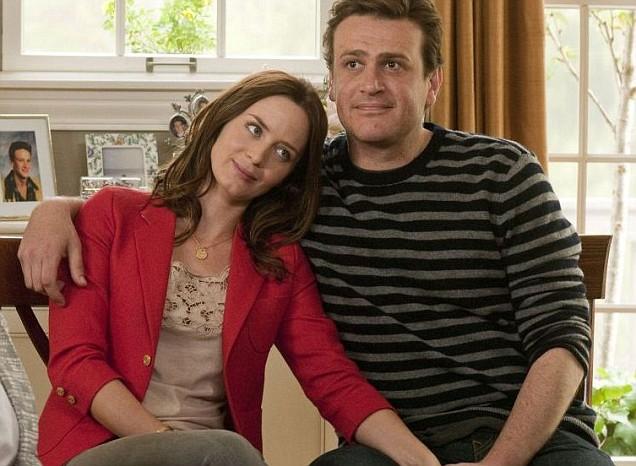 The Five-Year Engagement, Emily Blunt, Jason Segel