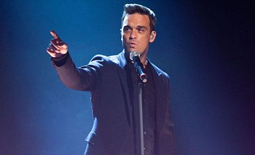 Robbie Williams 'too old' for Radio 1 as new single is banned