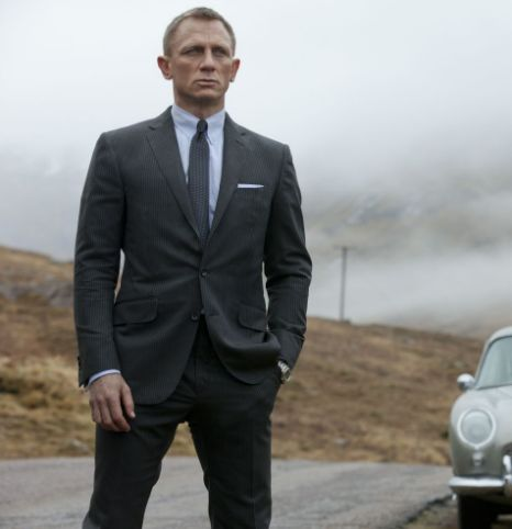 Daniel Craig, Skyfall, James Bond