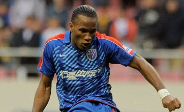 Liverpool end Didier Drogba interest after he pledges future to Shanghai