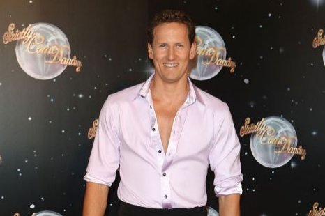 Brendan Cole on Strictly