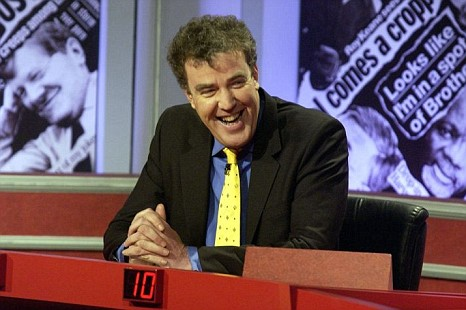 Jeremy Clarkson, Have I Got News For You