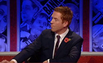 Damian Lewis proves a hit as Have I Got News For You celebrates 10 years of guest hosts