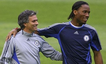 Real Madrid boss Jose Mourinho picks Didier Drogba as his all-time favourite player