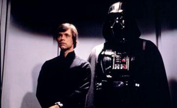 Darth Vader and Luke Skywalker named as most memorable film rivalry