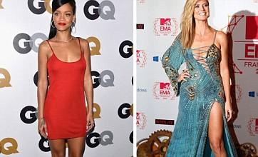 Rihanna at the GQ Awards v Heidi Klum at the MTV Awards: hot or not?
