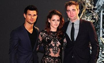 Kristen Stewart dazzles in revealing lace jumpsuit at Twilight UK premiere