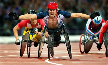 David Weir not ruling out Rio 2016 after ruling London 2012 Paralympics