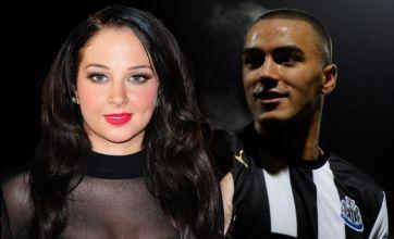 Tulisa secretly dating Newcastle United player Danny Simpson