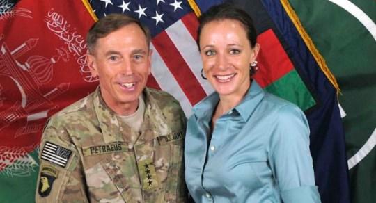 David Petraeus, Paula Broadwell