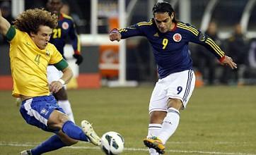 Radamel Falcao should make Chelsea transfer, says David Luiz