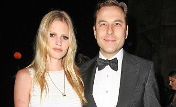 David Walliams and Lara Stone announce they're having a baby