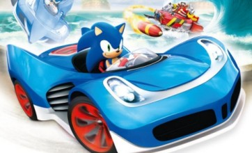 Sonic & All-Stars Racing Transformed review – blue skies
