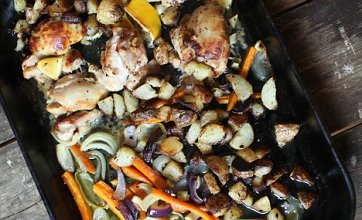 Cook this tonight… Honey mustard chicken