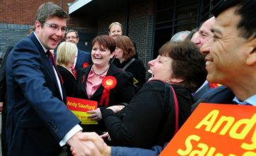 Corby landslide for Labour is first by-election win over Tories in 15 years