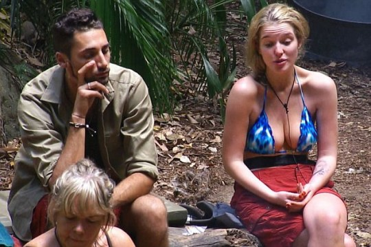 Hugo Taylor, Helen Flanagan, I'm A Celebrity...Get Me Out Of Here!