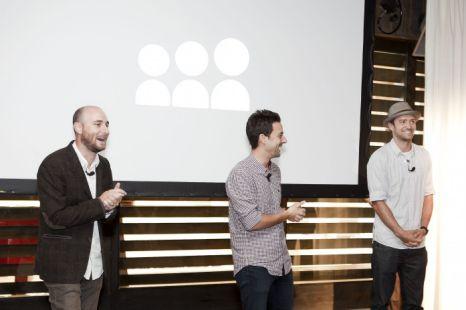 New myspace launch, Tim Vanderhook, Chris Vanderhook, Justin Timberlake