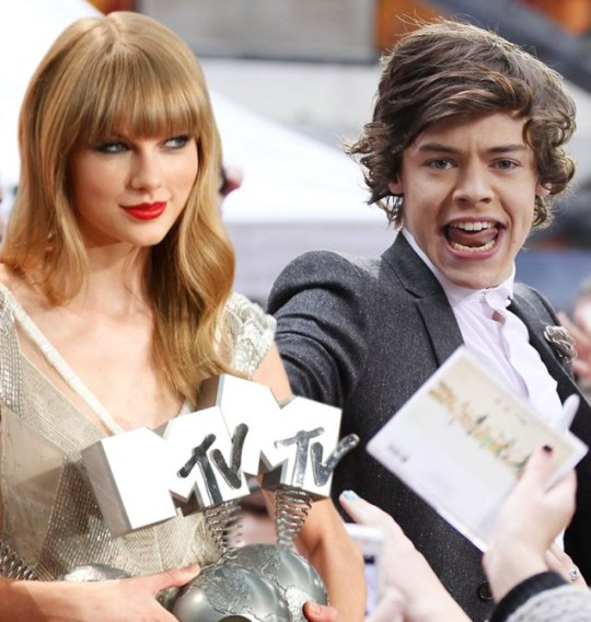 Harry Styles, Taylor Swift