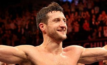 Carl Froch sets sights on Andre Ward after emphatic win over Yusaf Mack